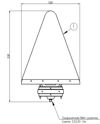Технические характеристики АС4.31