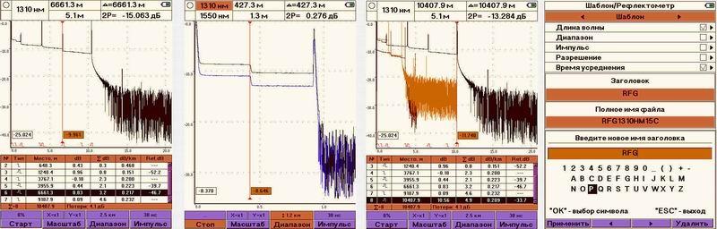 Характеристики VISA 1625 M0 с фильтром