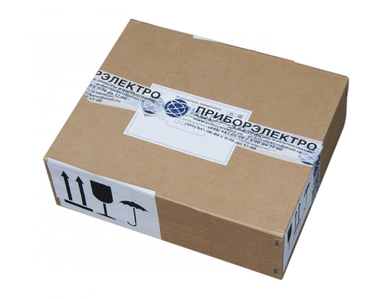 Упаковка Е7-25