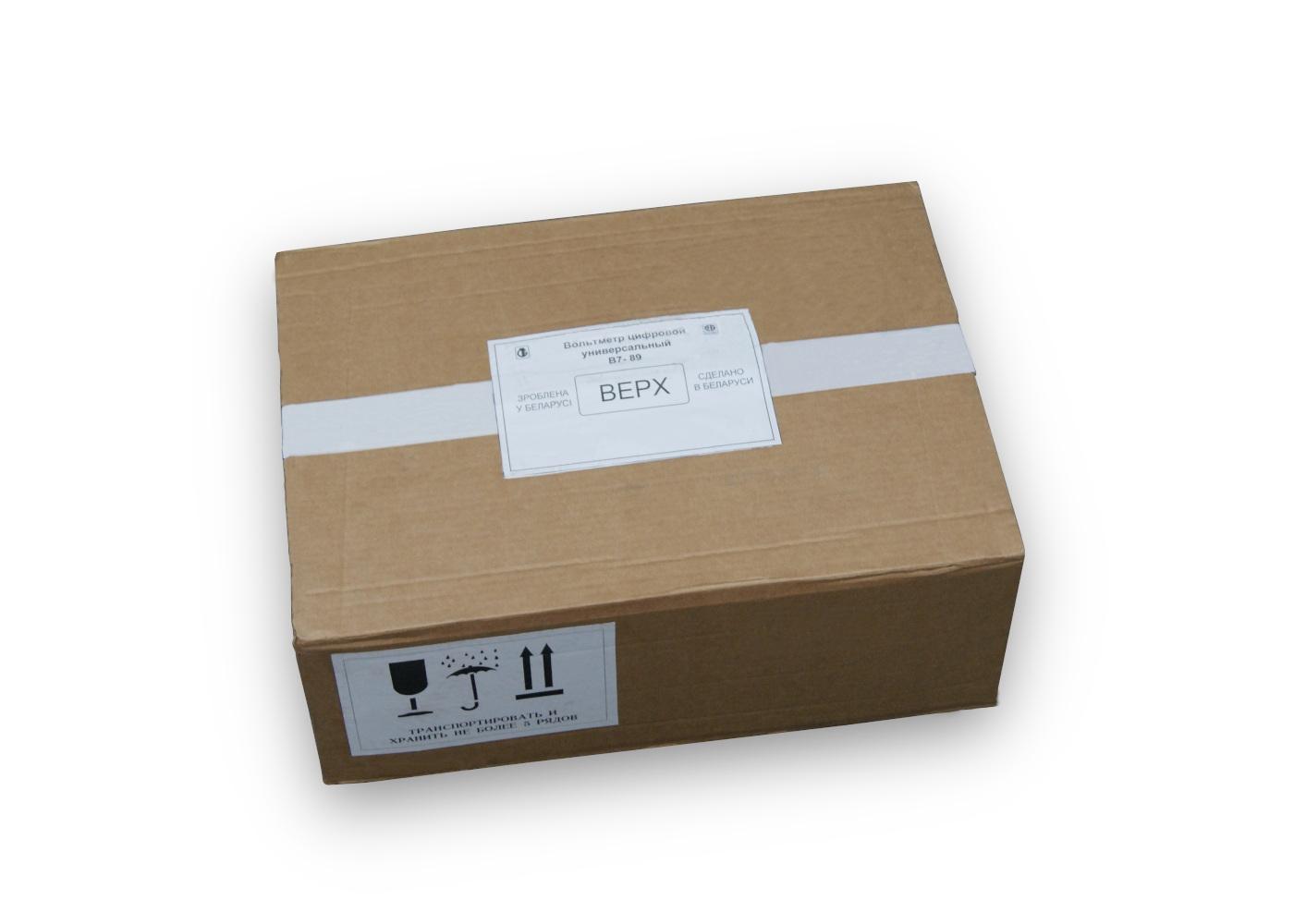 Упаковка для В7-89