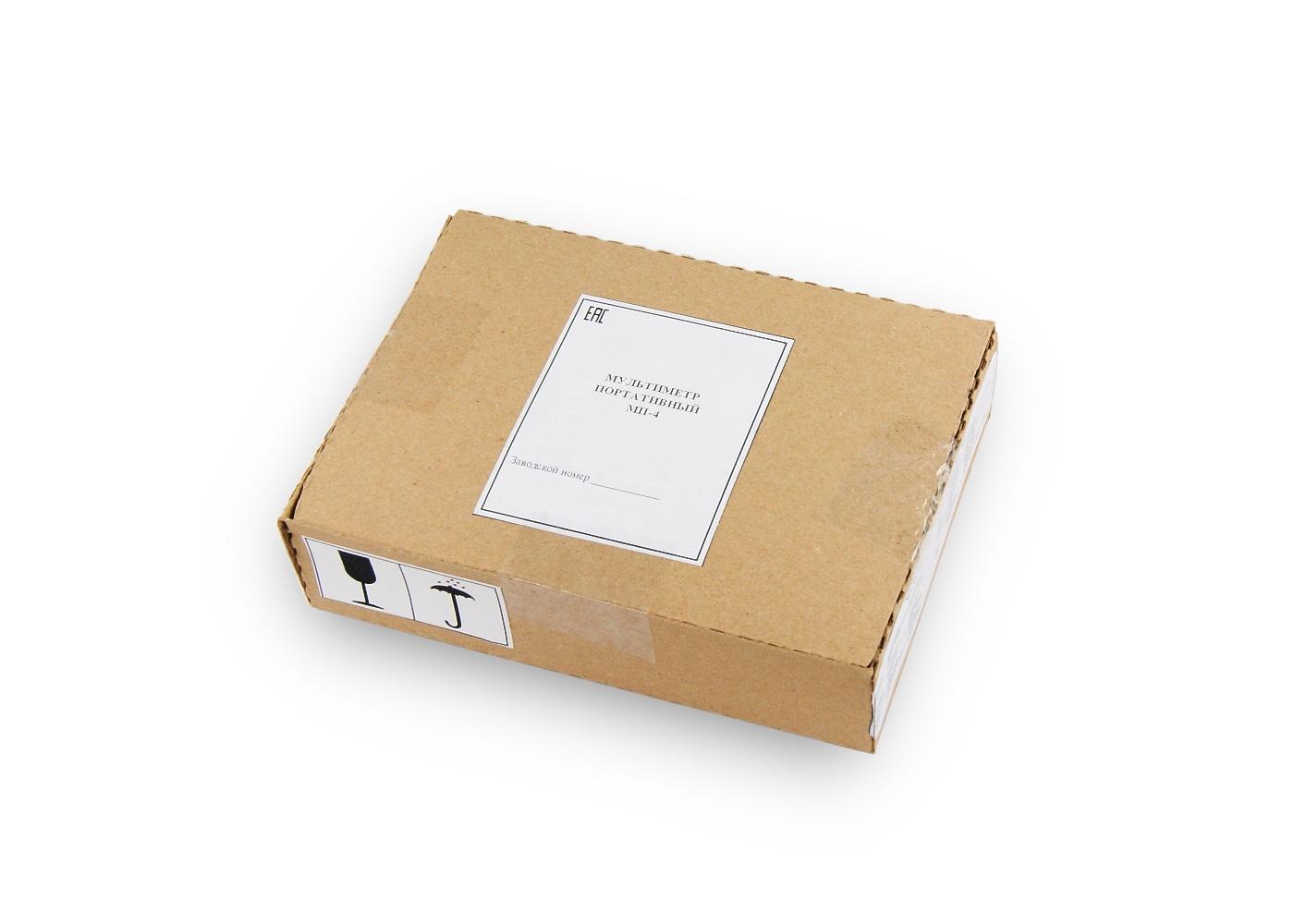 Упаковка для МП-4