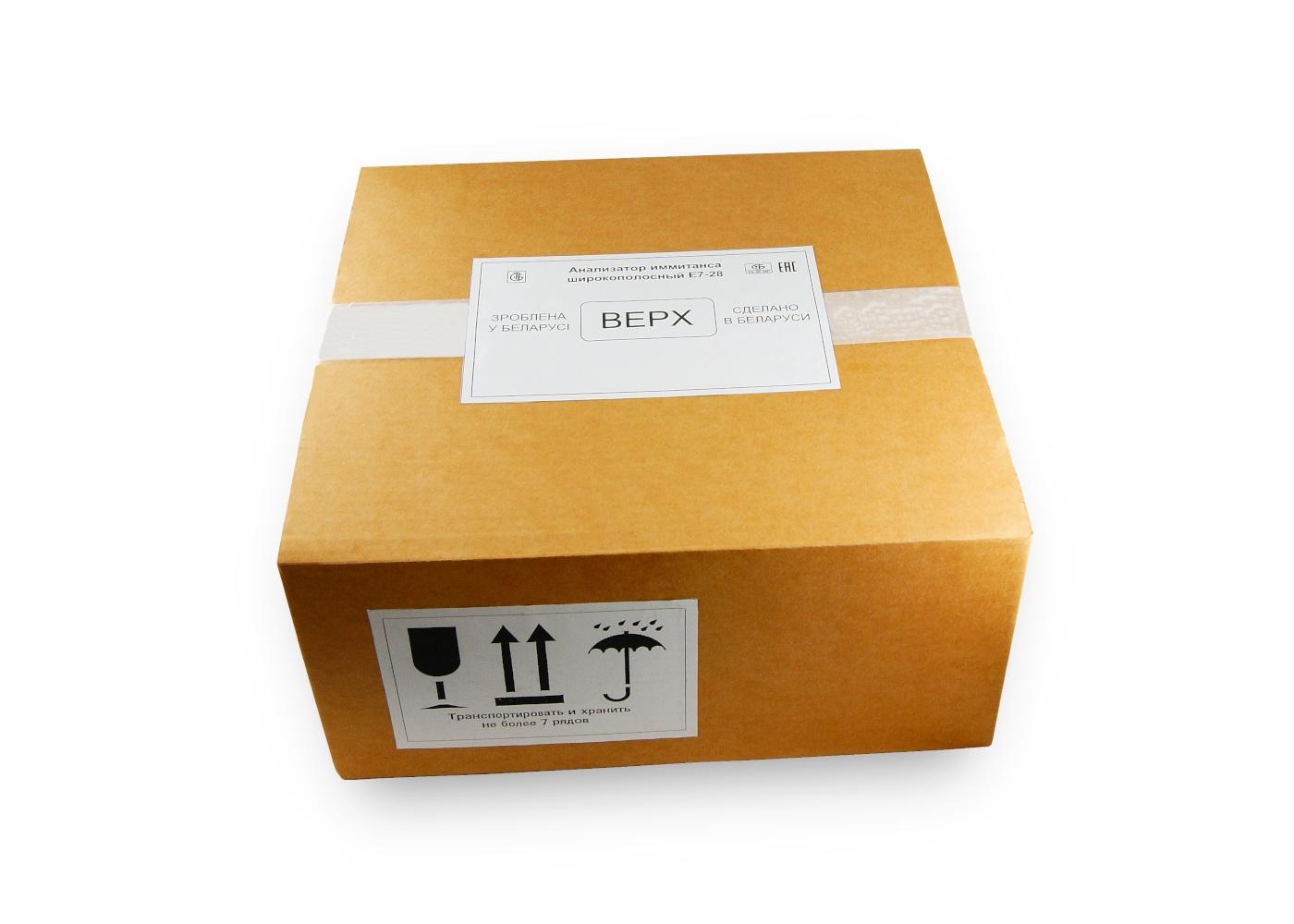 Упаковка для Е7-28