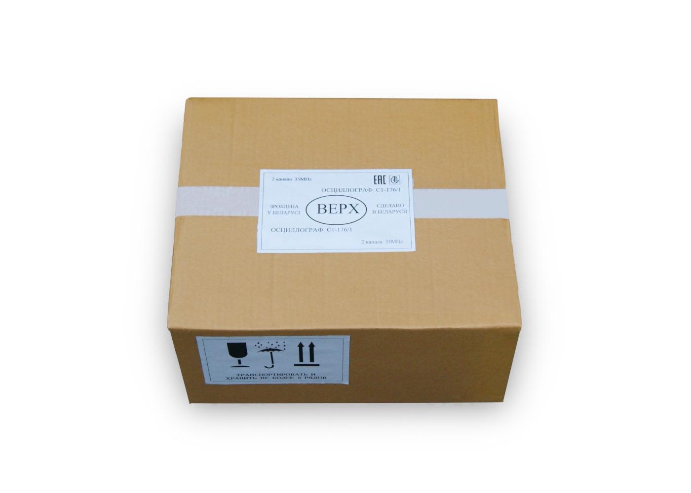 Упаковка для С1-176/1