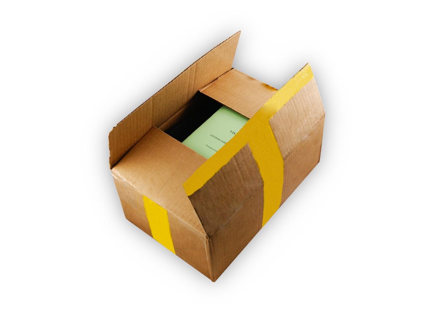 Упаковка для OTDR VISA USB M2