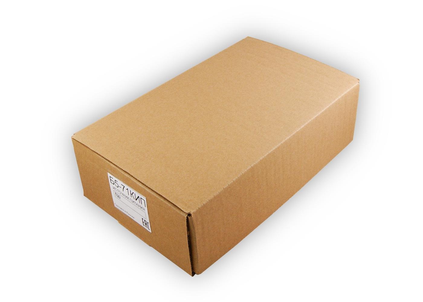 Упаковка для Б5-71КИП