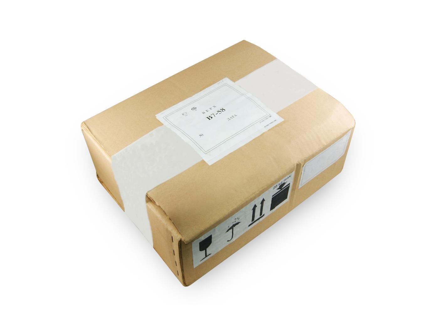 Упаковка для В7-58