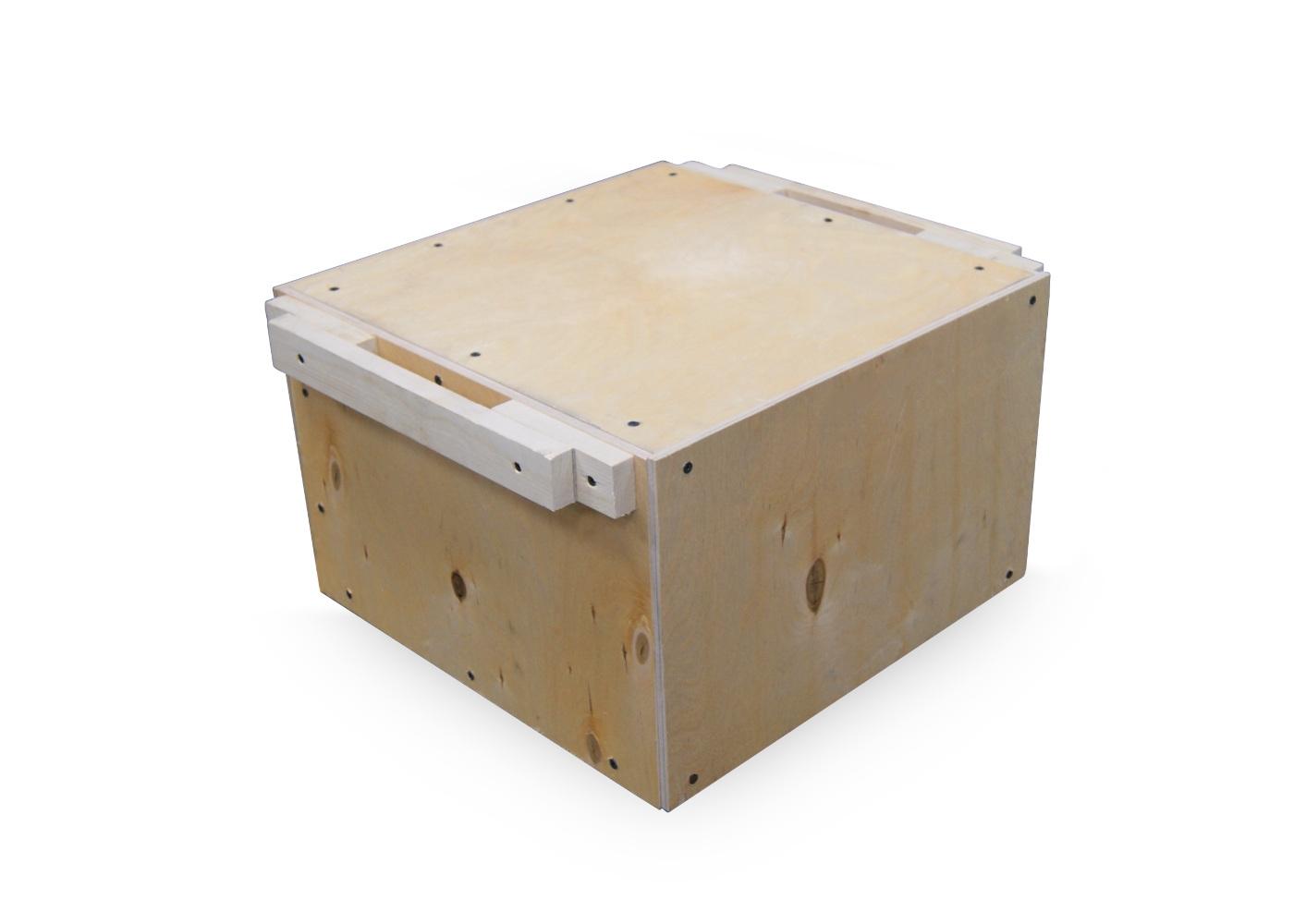 Упаковка для УПУ-5М (вариант П)
