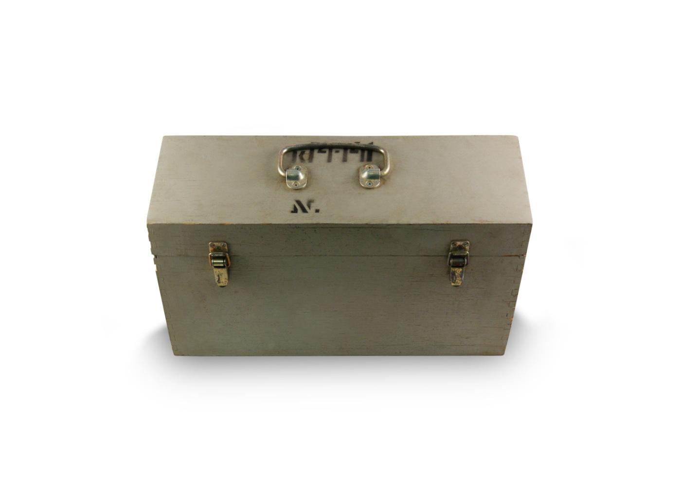 Упаковка для ЗИП генератора сигналов высокочастотного Г4-141