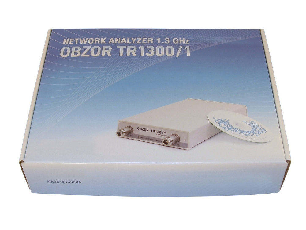 Упаковка для измерителя КСВН ОБЗОР-TR1300/1