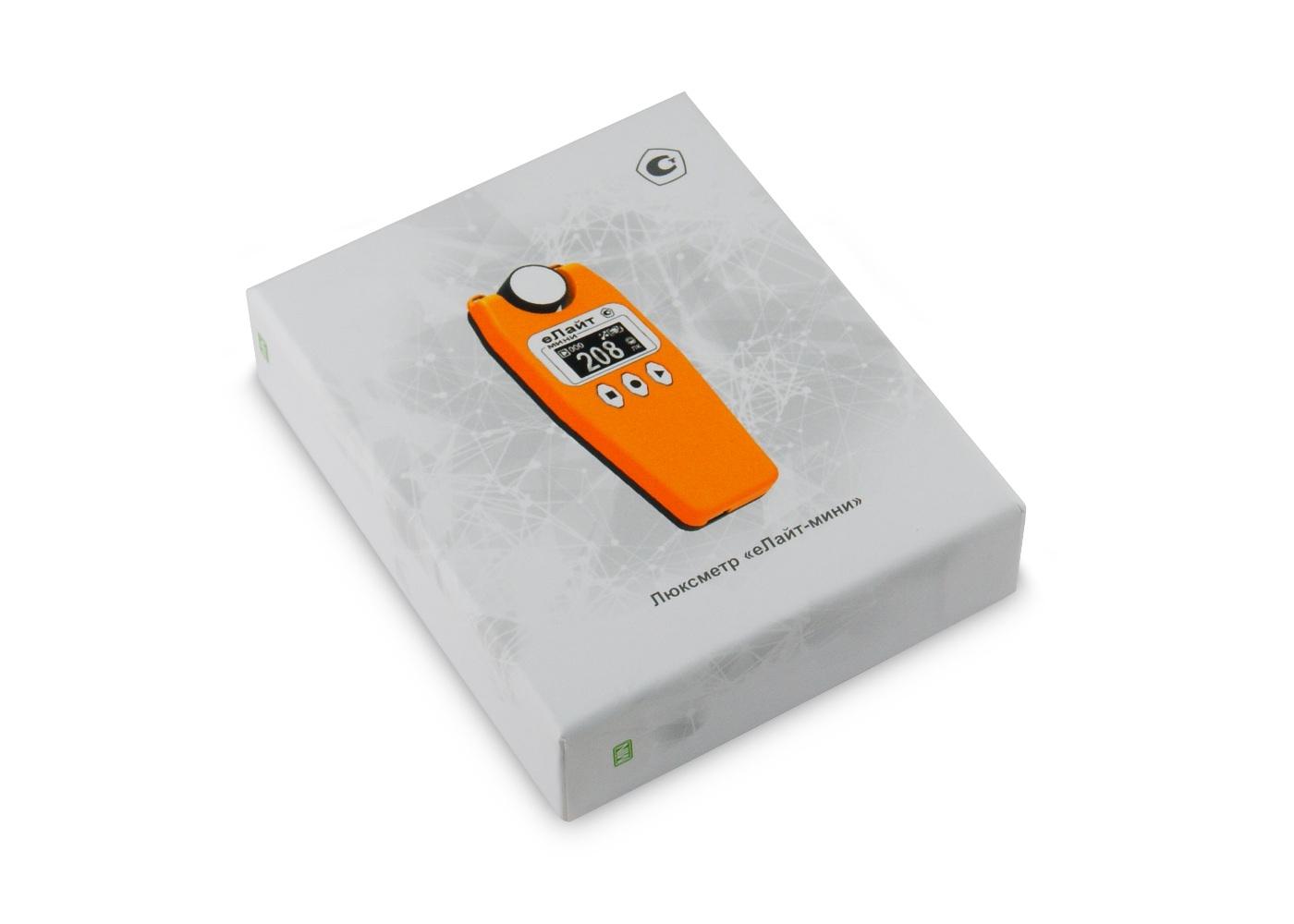 Упаковка для еЛайт-мини