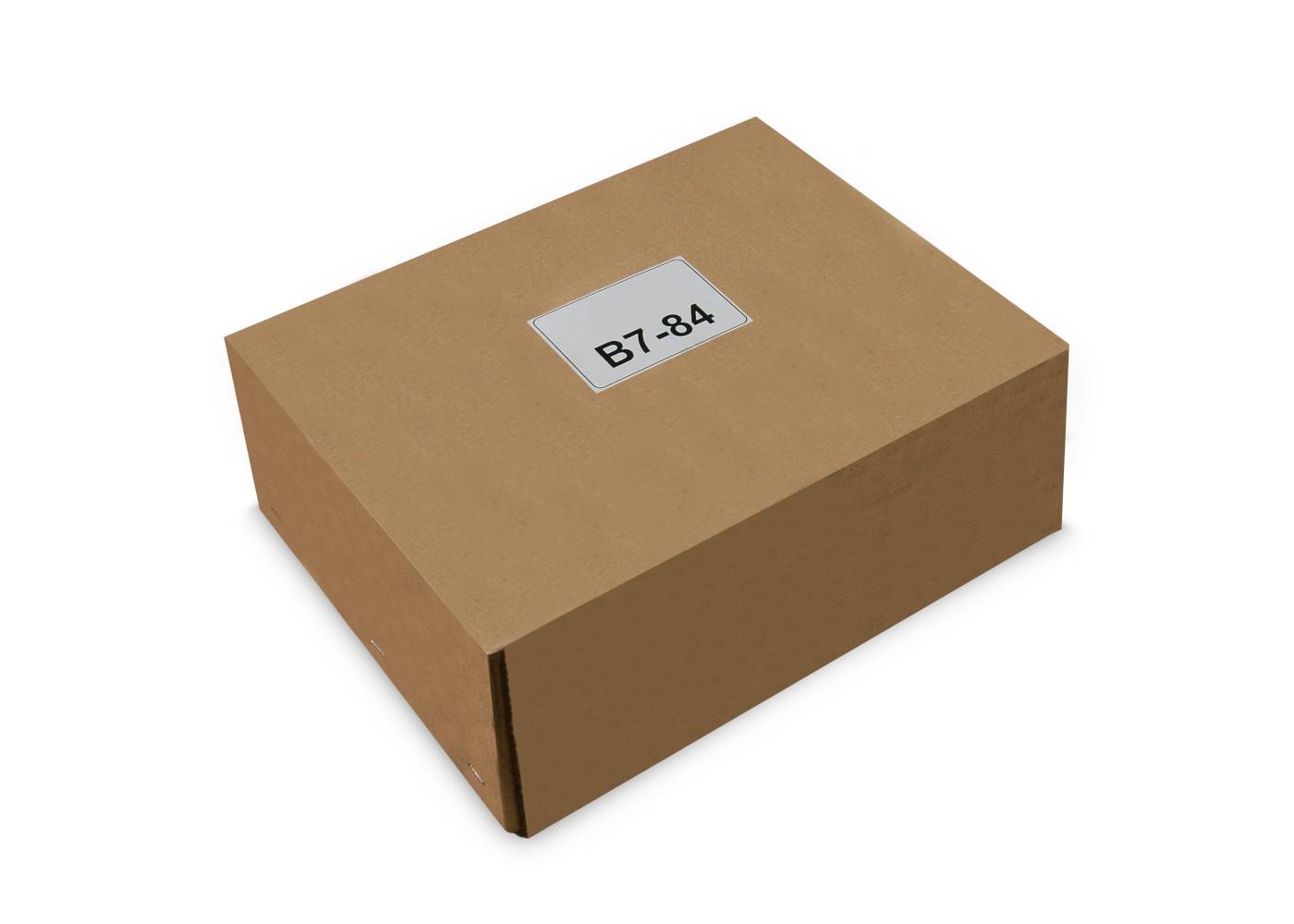 Упаковка для В7-84