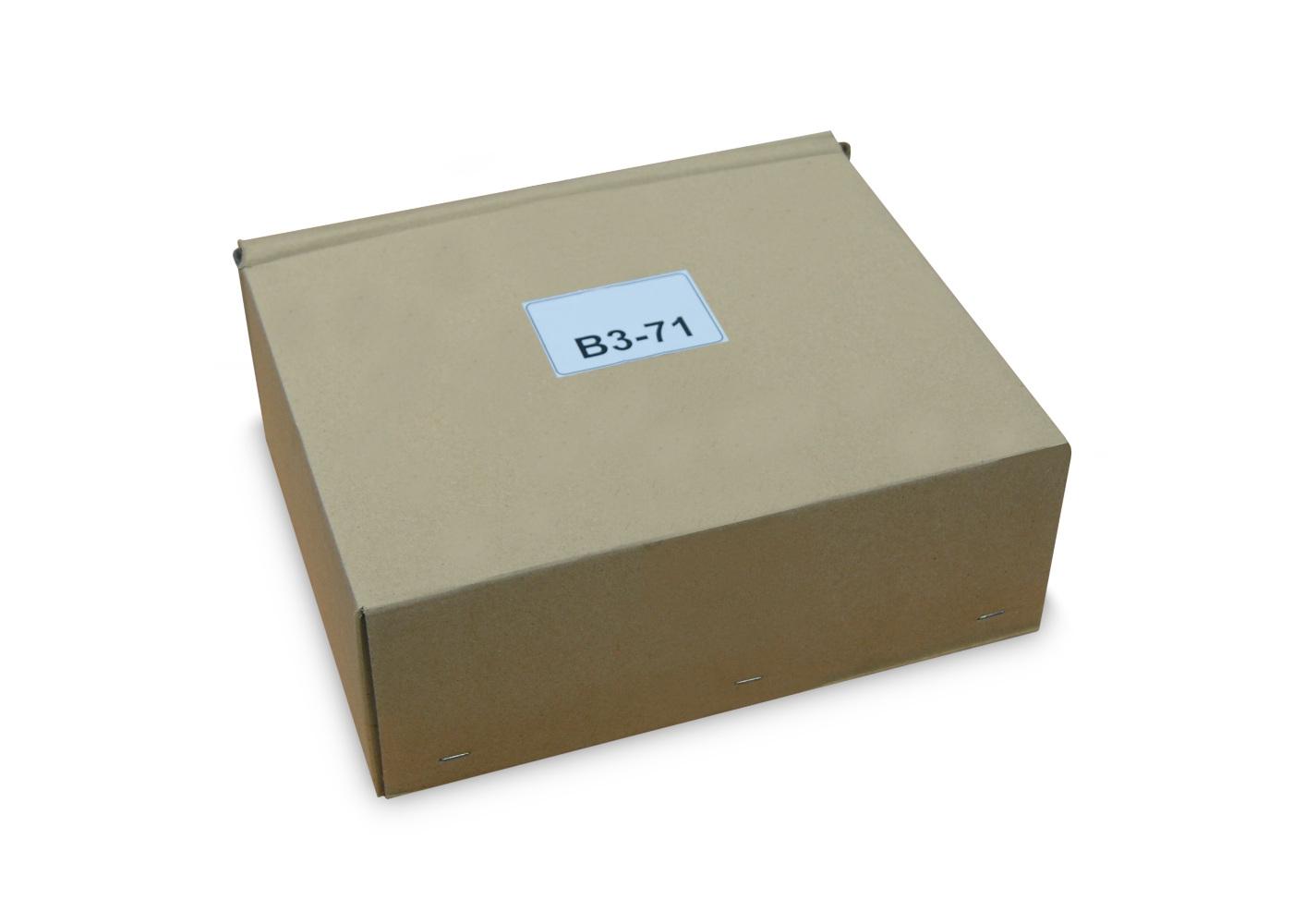 Упаковка для В3-71