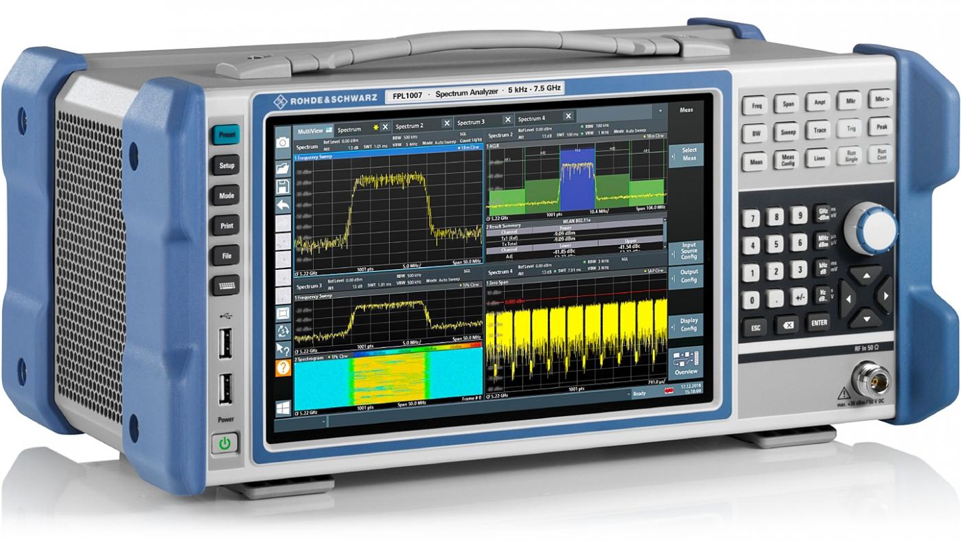 Анализатор спектра R&S®FPL1000