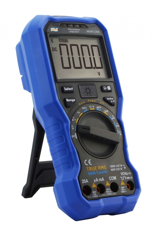 Мультиметр АКИП-2203