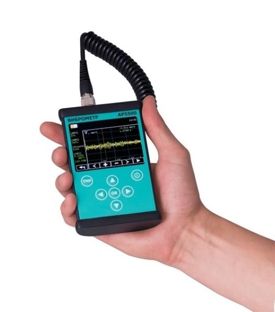 Виброметр AP5500