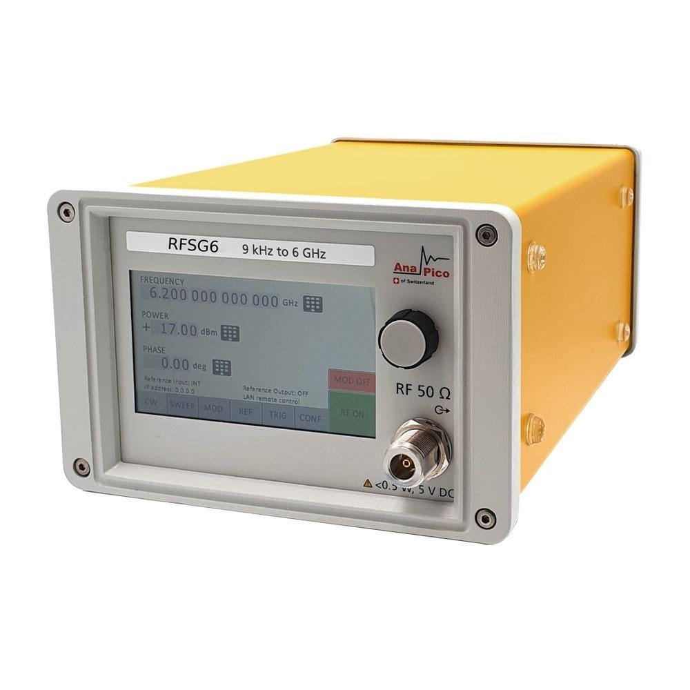 Генератор сигналов AnaPico RFSG6 (AnaPico Selection)