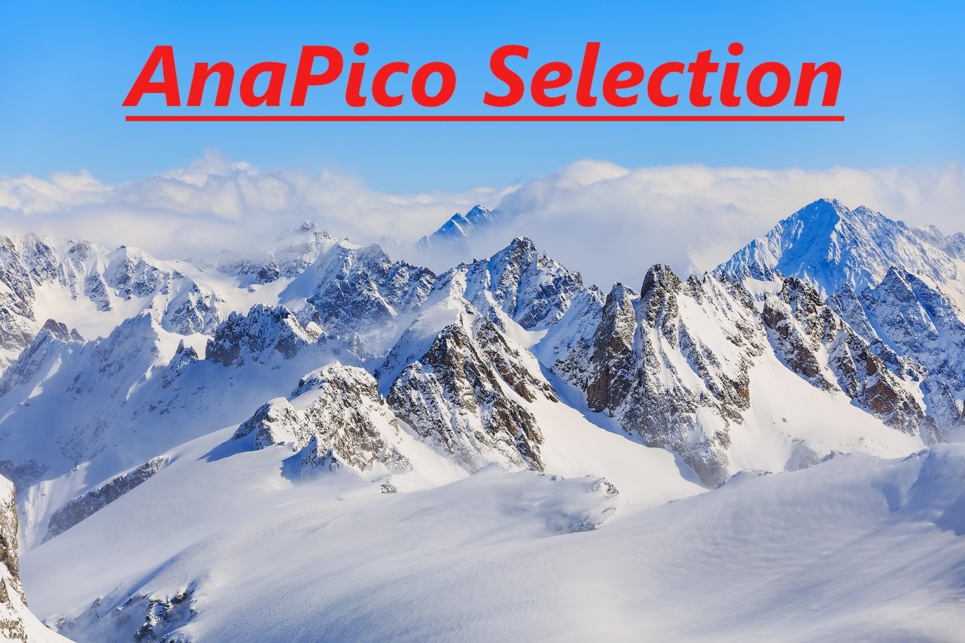 Выигрыш в цене до 37% с программой AnaPico Selection