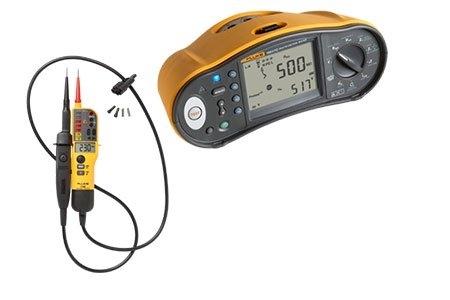 Комплекты Fluke 1664 SCH-TPL KIT/D, Fluke 1664 SCH-TPL KIT/F