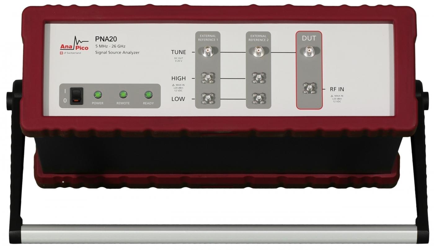 Анализатор фазовых шумов AnaPico PNA20 с опцией LN