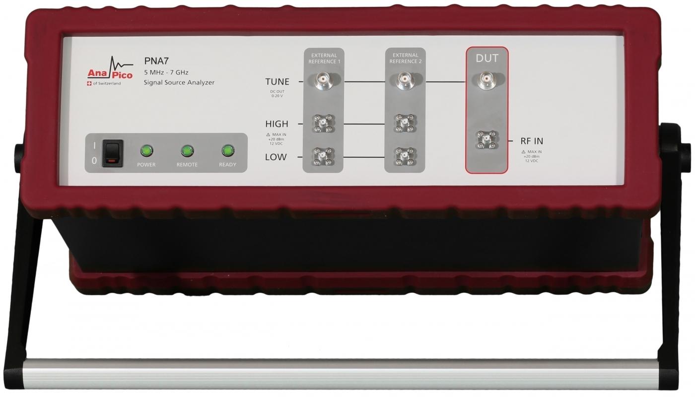 Анализатор фазовых шумов AnaPico PNA7 с опцией LN